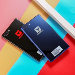 "Image 4 - 6GB RAM 64GB ROM 3000mAh SANTIN NEWDUN 16MP MTK P25 Octa Core 5.5"" Touch ID Dual Sim Android 7.0 FDD LTE 4G Smart Mobile Phone"