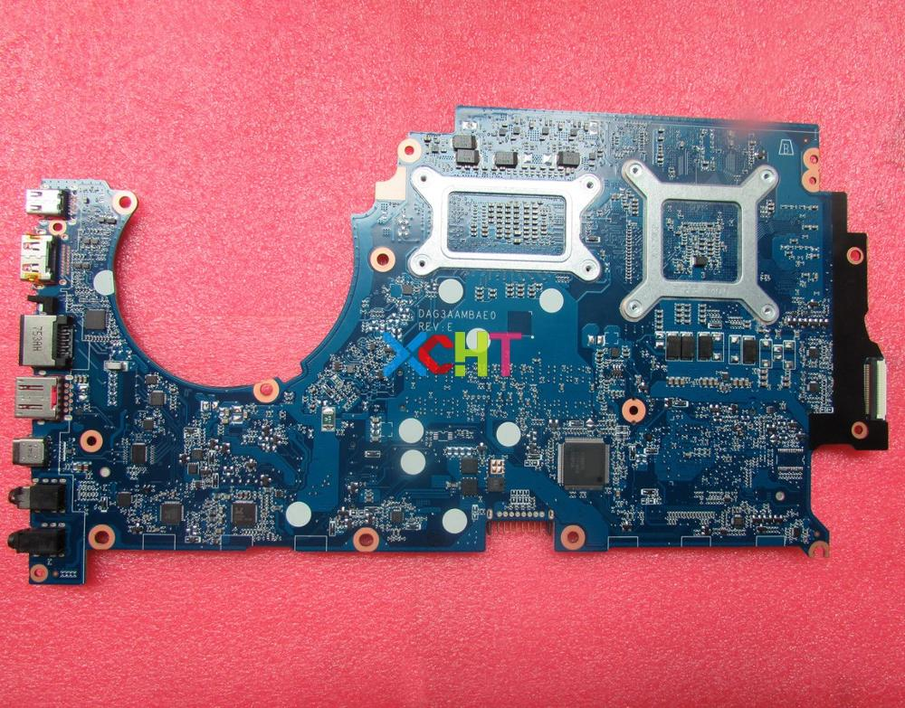Image 2 - XCHT for HP Omen 15 15 CE 15T CE000 Series 929481 601 929481 001 DAG3AAMBAE0 GTX1050Ti 4GB i7 7700 Laptop Motherboard Tested-in Laptop Motherboard from Computer & Office