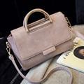 2016 New Women Messenger Bag Women Bag Fashion Nu Buck Handbag High Quality Medium Shoulder Bag Winter F461