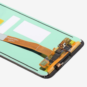 "Image 3 - Original 5.84"" LCD Display Touch Screen For Huawei Honor 10 Honor10 Digitizer with Frame FingerPrint Sensor COL AL10 COL L29 L19"