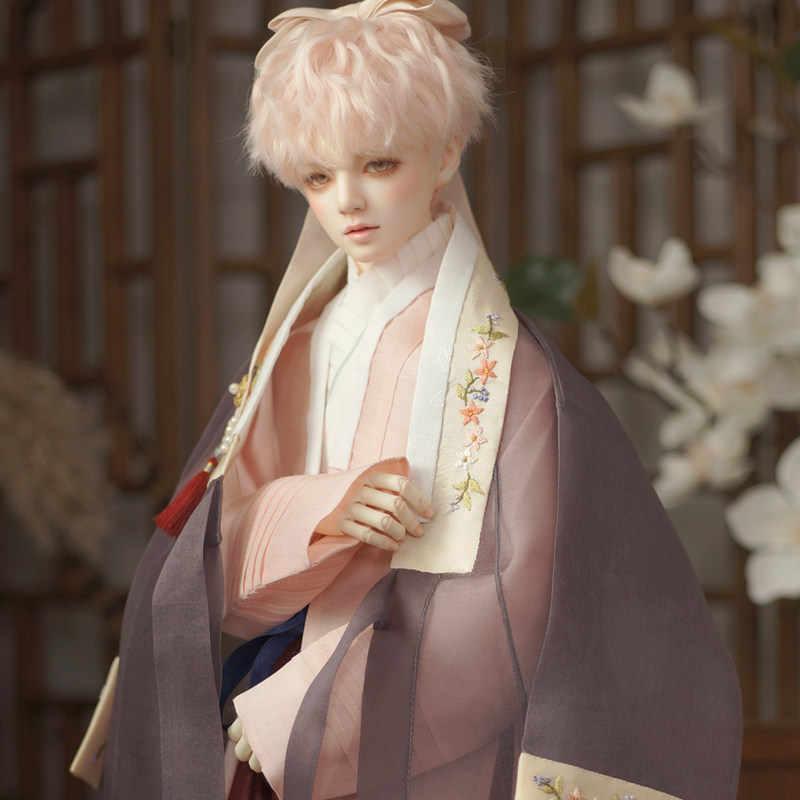 DistantMemory Jaeii 1/3 BJD кукла Мода Корейский мужской Idol BTS Jimin стиль мяч Соединенные куклы подарки из смолы игрушка для девочек 60 см