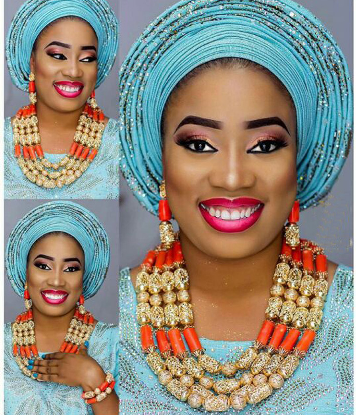 Luxury Dubai Gold Jewellery Set Nigerian Wedding Coral Necklace Earrings Set for Brides Gift Free Shipping CNR685Luxury Dubai Gold Jewellery Set Nigerian Wedding Coral Necklace Earrings Set for Brides Gift Free Shipping CNR685