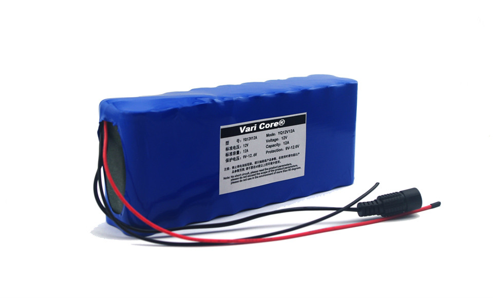 12v 18650 16000mAh Lithium-ion Battery Pack 16A Protection plate L220xh100xl45 12 6v 11 1v 3 series 3s 3 section protective plate polymer lithium battery protection plate 28a peak 8a
