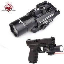 Night Evolution Airsoft X400U Arma X400 ультра тактический пистолет свет Softair подсветка для оружия охотничий пистолет с фонарем свет NE01009