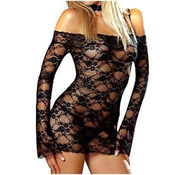 IMC Hee Grand Ladies Sexy  sexy underwear Lingerie Negligee + String M lingerie da gucci