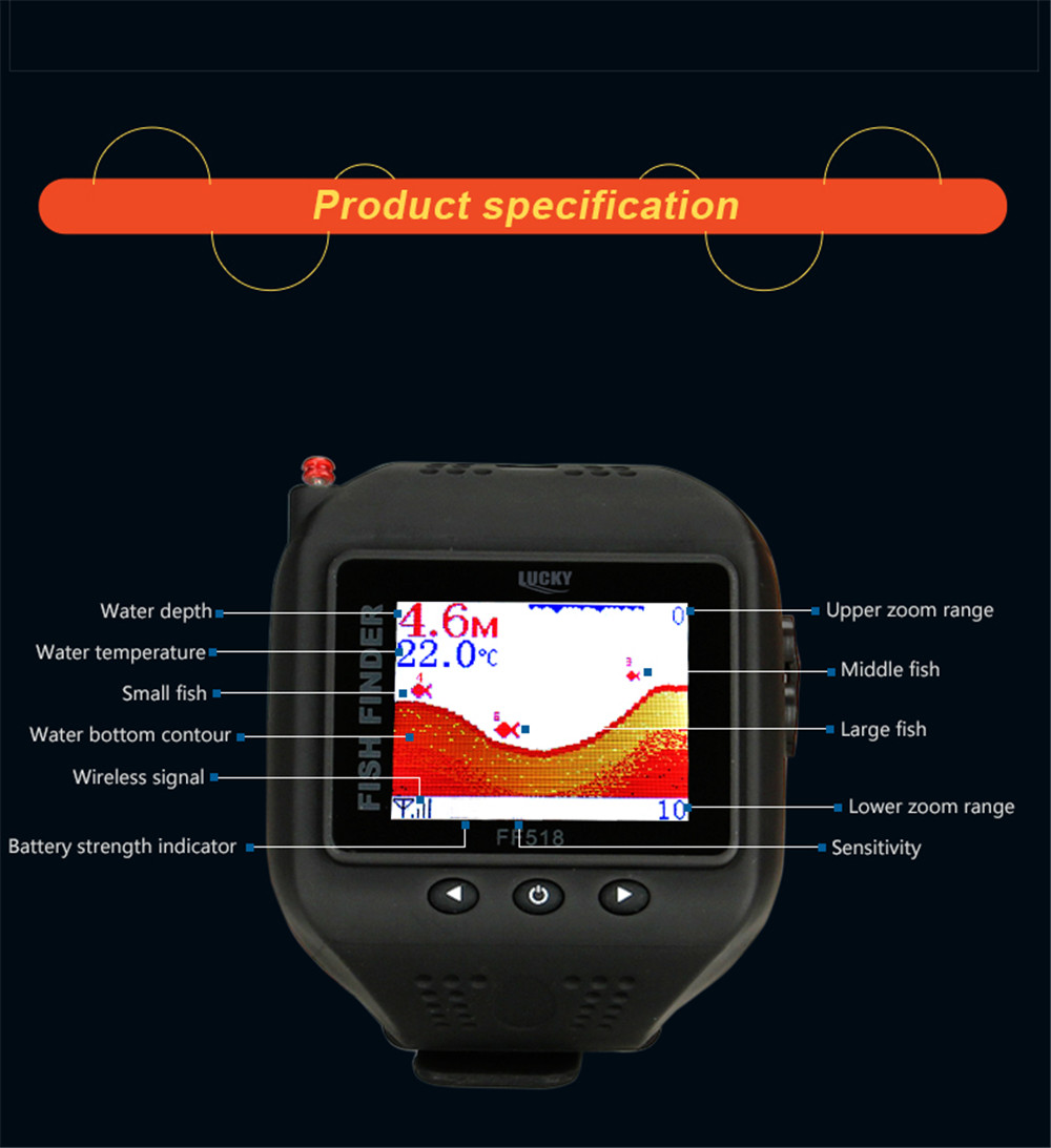online get cheap ice fish finder -aliexpress | alibaba group, Fish Finder