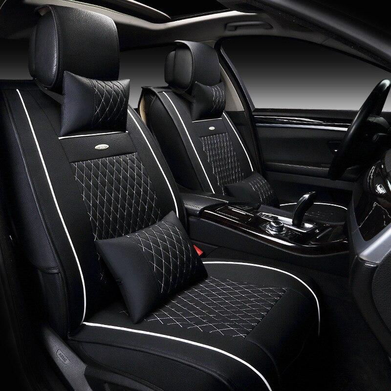 Auto Sitz Abdeckung Für Toyota C-hr/rav 4/fortuner/4 Runner/land Cruiser/avalon/ Avensis/camry/reiz Autos Sitzbezüge