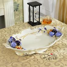fruit fruit plate set large living room thousand fruit compote Home Furnishing European luxury jewelry ornaments