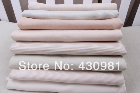 Buy wholesale organic cotton knit fabric and get free