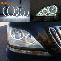 For Toyota Harrier 1997 1998 1999 2000 2001 2002 2003 Excellent Ultra Bright Illumination CCFL Angel