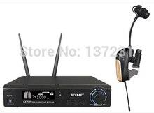 Saxophone Microphone Wireless True Diversity ET-100, Audio Pickup Wireless for Sax, Top Quality!