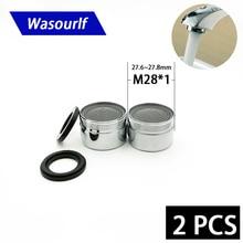 Tap-Aerator Faucet Bubbler Water-Saving WASOURLF Male Thread Brass 2pcs Shell Good-Quality