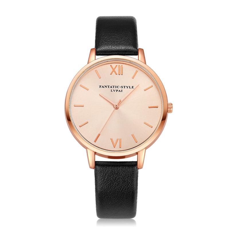 LVPAI luxury Fashion women watches brand Quartz Wristwatch casual Clock Dress ladies brand designer Gift Watches relojes mujer Наручные часы