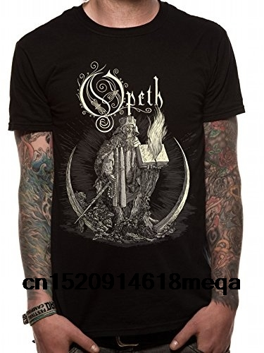 t     shirt   men casual fashion   shirt   cheap men   t  -  shirt   Men's Opeth - Faith Short Sleeve   T  -  Shirt