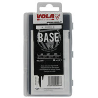 VOLA BGF Hard Base Nordic Wax For Warm Snow With Graphite And Fluorinated Base