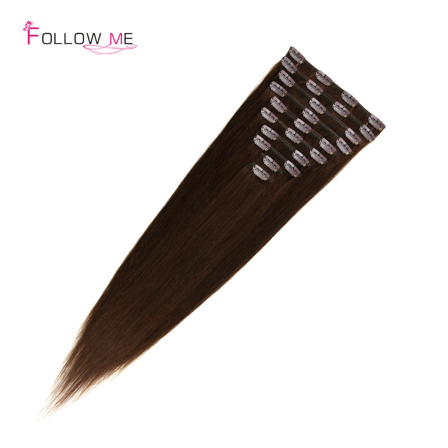 human hair clip in extensions (2)