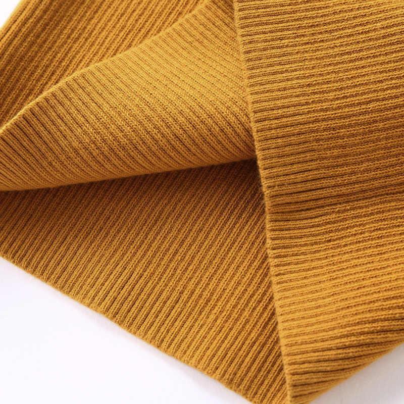 Balabala Toddler Boy Rib Knit Roll up Turtleneck Sweater Children Kids Boy Cotton Blend Ribbed Turtleneck Sweater for Winter