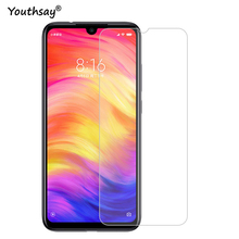 2PCS For Xiaomi Redmi Note 7 Glass Screen Protector 9H 6.3 Tempered Film
