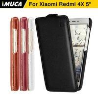 Xiaomi Redmi 4x Case Cover Xiaomi Redmi 4x 5 Inch Phone Case Back Cover Flip Capa