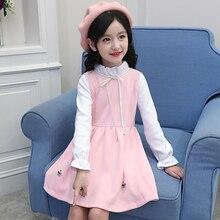 Здесь можно купить  BanKu Winter pink girl princess dress children