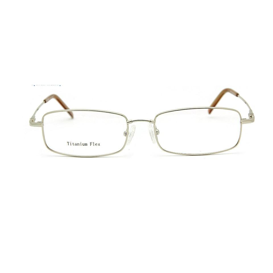 ESNBIE Monel Men Glasses Frame Titanium Flex Memory Prescription Glasses  armacao para oculos de grau Eyewear Frame Nerd -in Eyewear Frames from  Apparel ... 498a4171d1