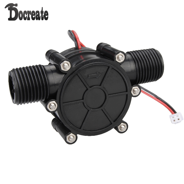 10W 4.2/ 5/ 12/ 80V DC Hydroelectric PAower Micro-hydro Generator
