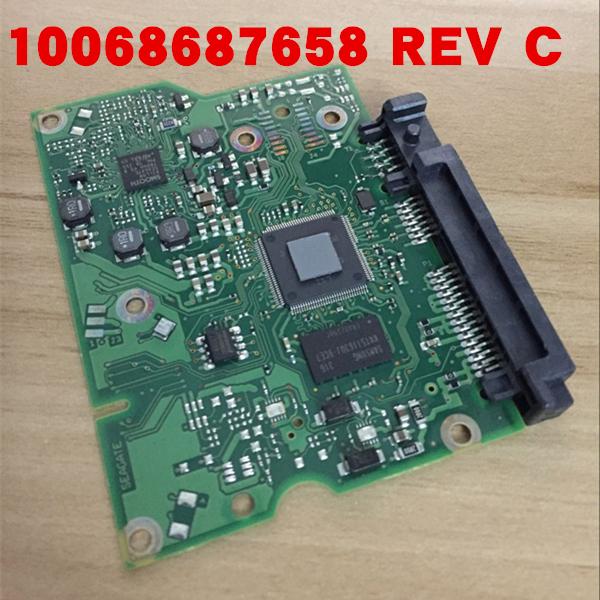 100687658 REV A B C, ST2000DM011 st1000dm003 ST2000DM001 duro HDD PCB de La Placa Lógica