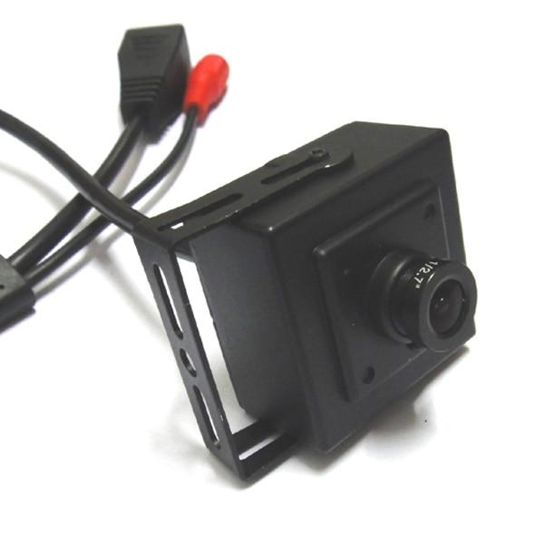 HD 2.0mp 1080 P CCTV Starlight faible éclairage 2MP Réseau IP Caméra Jour vision nocturne IR Couleur H.264 P2P Onvif Hisilicon