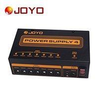 JOYO JP 04 Guitar Effect Pedal Power Supply 8 Independent 9V 12V 18V Output Power Adapter