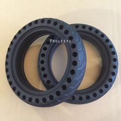 Neumático duradero para Xiaomi mi jia M365 mi neumático de Scooter neumáticos de agujero sólido amortiguador de neumáticos no neumáticos amortiguación de neumáticos de goma rueda