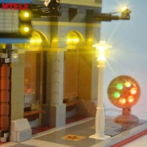Image 5 - Брендовый светодиодный светильник MTELE, набор для уличного дворцового кинотеатра, светильник, совместимый с 10232 (модель не входит в комплект)