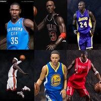 Nba баскетбольная звезда Стивен Карри, фигурки героев, см 30 см высокие игрушки модель для спорта, любителей коллекции