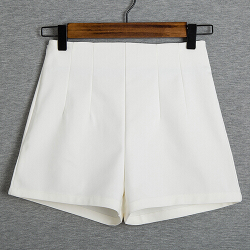Online Buy Wholesale womens white shorts from China womens white ...