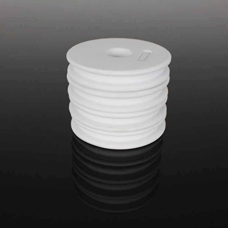 10 pcs/lot diamètre 70mm carpe Plate-forme de pêche enrouleurs poulies ligne d'enroulement ligne fil conseil plaque bobine principale EVA mousse bobine