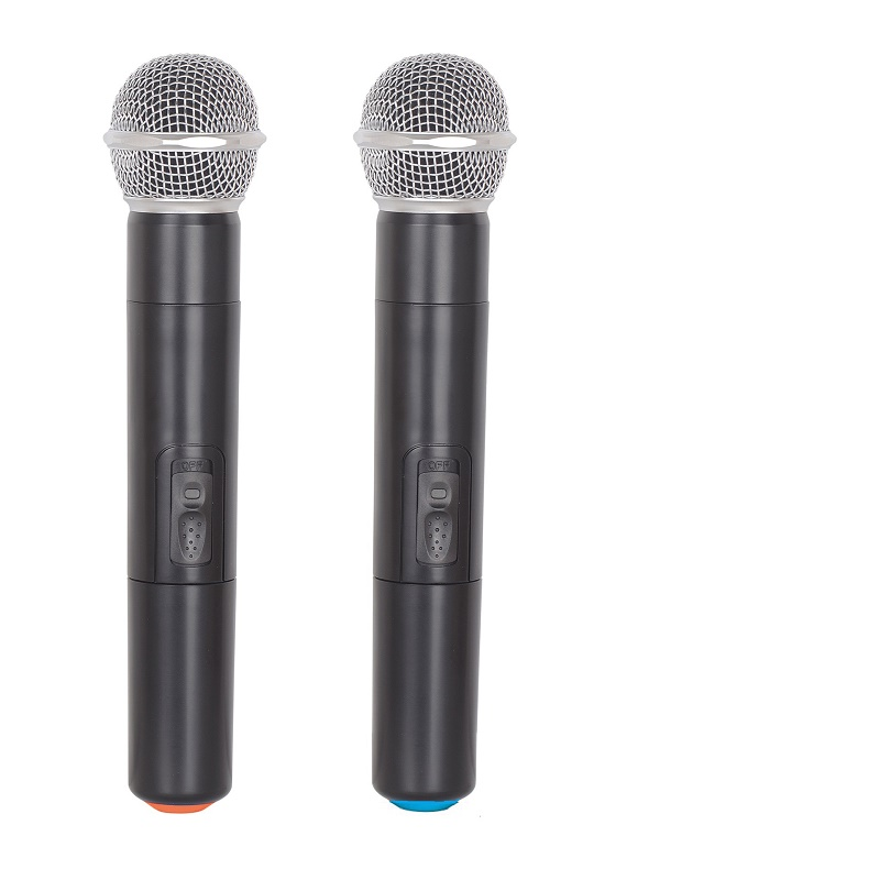 US $156 0 |Aliexpress com : Buy GymSong profession karaoke wireless  microphone mixer for iphone MID DVD mp3 MP5 TV ECHO Microphones system from