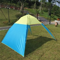 Beach Tent fishing tent leisure triangle shade Tent big space M029