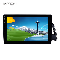 Harfey Android 8.1 10.1car Multimedia Player GPS Navi for Audi Q5 2010 2017 with Bluetooth WIFI AUX support DVR SWC 3G Carplay