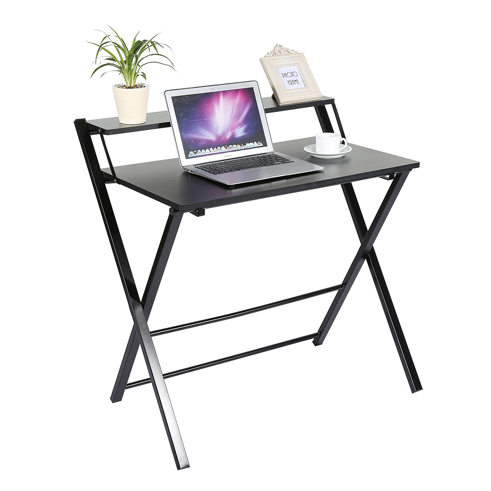 New design home furniture folding computer desk home Simple computer table designs for home