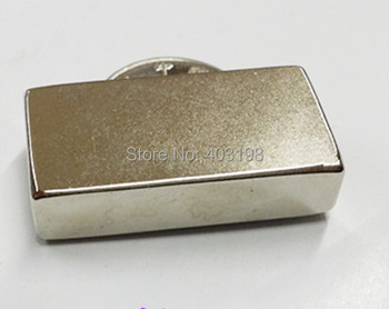 Promotions! Super Powerful Strong Rare Earth Block NdFeB Magnet Neodymium N50 Magnets F40*20x10mm- Free Shipping image