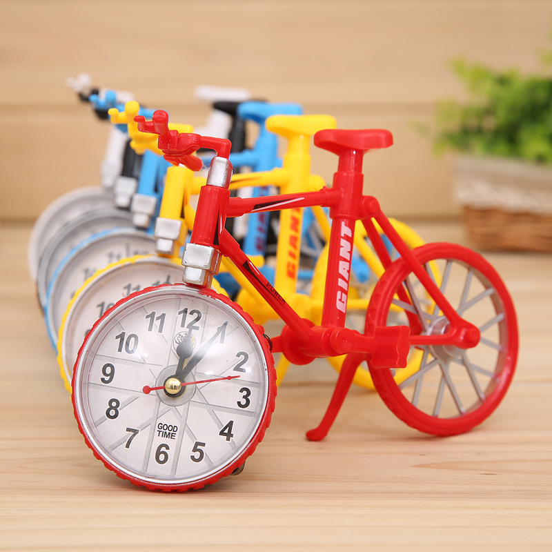 Popular bike alarm clock buy cheap bike alarm clock lots for 70 bike decoration