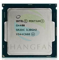 Free shipping Original Processor Pentium G4400 SR2DC Dual Core 3.3GHz LGA 1151 TDP 54W 3MB Cache With HD Graphic14nm Desktop CPU