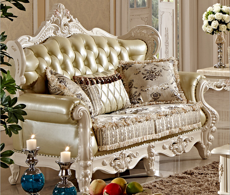 Beautiful Style Carved Sofa 1 2 3 Furniture 8803 In Living Room Sofas From On Aliexpress Alibaba Group
