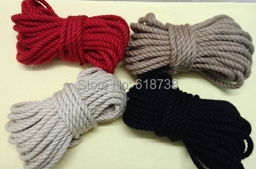 Gratis bezorging mm twiner diy handgemaakte touw trap vangrail
