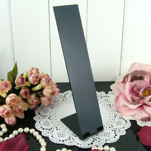Black Acrylic Display Stand Ra