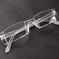 Новый 2016 Большой акция! мода Прозрачные Очки Для Чтения Мужчины Женщины Comfy Смолы Прозрачные Линзы Дальнозоркостью Очки óculos де грау