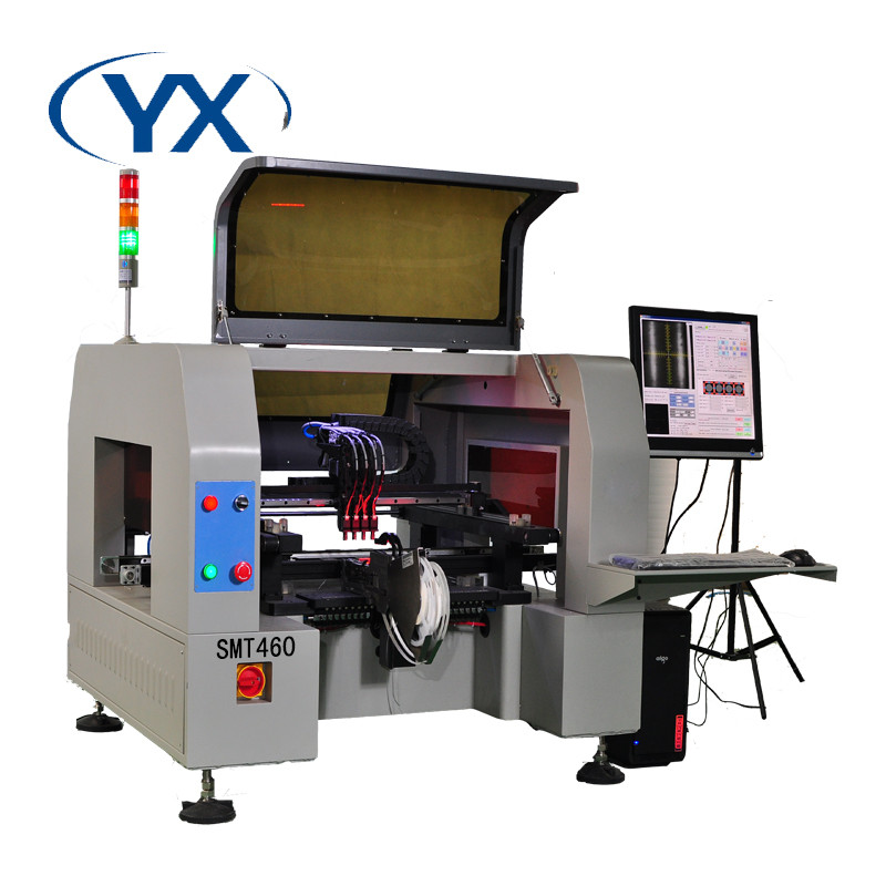 Back To Search Resultstools Welding Nozzles Low Cost Led Assembling Machine Pick And Place Low Cost Automatic Assembly Line With The Rail And 6 Ccd Cameras