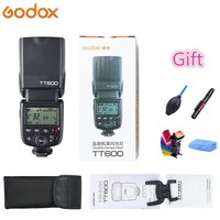 Godox TT600 2.4G Wireless GN60 Master/Slave Camera Flash Speedlite for Canon Nikon Sony Pentax Olympus Fuji Lumix
