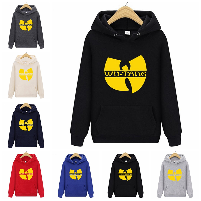 Wu Tang Clan Men's Sweatshirts Music RZA GZA ODB Method Man Raekwon Rap Hip Hop Sexy Wu-Tang Spring Hooded WUTANG Women Hoodies image
