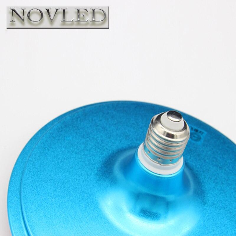 UFO LED Bulb E27 Lamp 12W 15W 20W 24W 36W SMD Light 5730 AC110V 220V Golden Blue Light For Home Lighting Waterproof LED Lighting