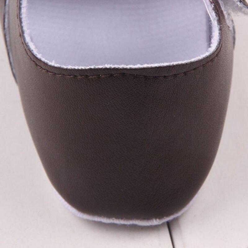 0-12 Mt Neugeborenes Baby Schuhe Prewalker Erste Wanderer Schöne - Babyschuhe - Foto 6